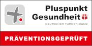 Pluspunkt-Gesundheit-Siegel-Präventionsgeprüft